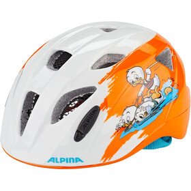 Alpina Ximo Disney Casque Enfant, disney donald duck